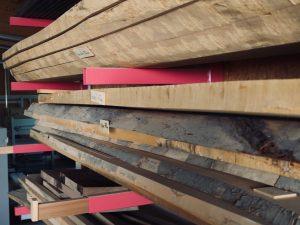 Holzfabrik48° Fertigung Massivholzlager