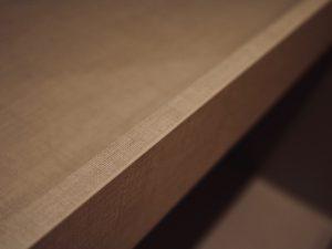 Holzfabrik48° Garderobenschrank strukturierter Schichtstoff als Innenleben